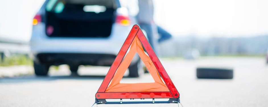 Slik reduserer du skader på bil