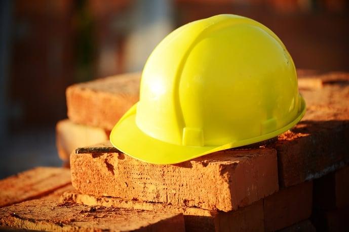 Hvordan vi skader oss i byggebransjen